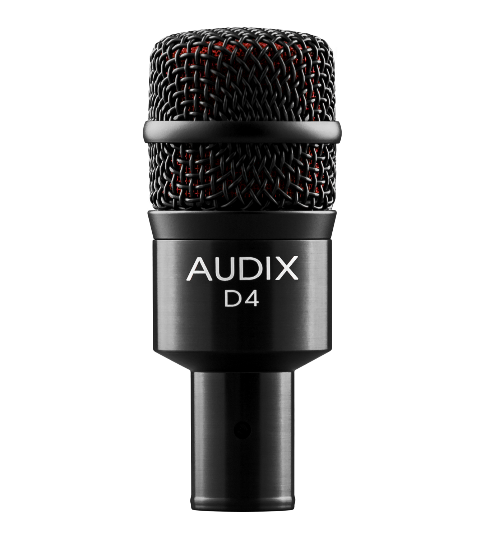 Audix D4 Instument Mic